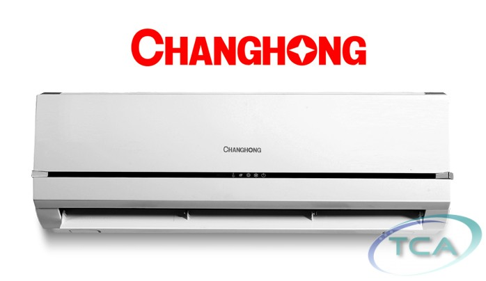 Ac Split Changhong Lowwat 3-4PK CSC07QA